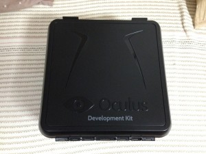 Oculus Rift box