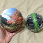 Panono and printed ball