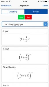 Mathpixで読み込んだ結果