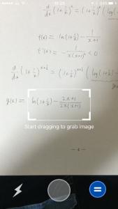 Mathpixで手書きの数式を読み込み(2)