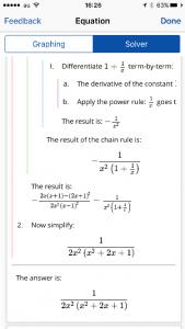 Mathpixによる微分計算結果の整理(2)